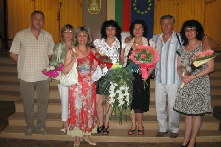 2009.06.18 – Връчване на дипломи Випуск 2009