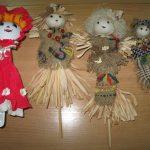 28.10.2009г. IIIб клас кукли за конкурс