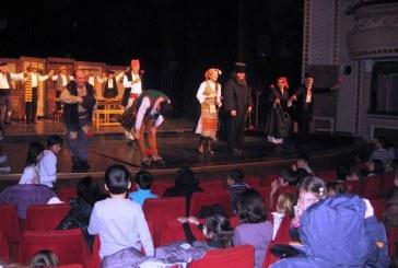 Малките ученици отбелязаха Международния ден на театъра