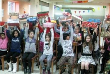 Християнските добродетели през погледа на учениците от III Д и децата от ЦНСТ-Плевен