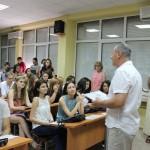 2015.06.17 - Връчване на дипломите - Випуск 2015