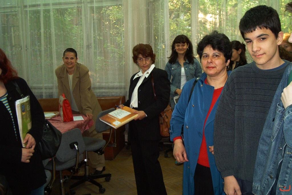 Ден на ученическо самоуправление-2009