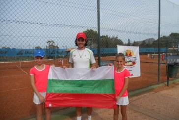 Пореден успех за Росица Денчева