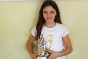 Нова победа за Росица Денчева от 3в клас