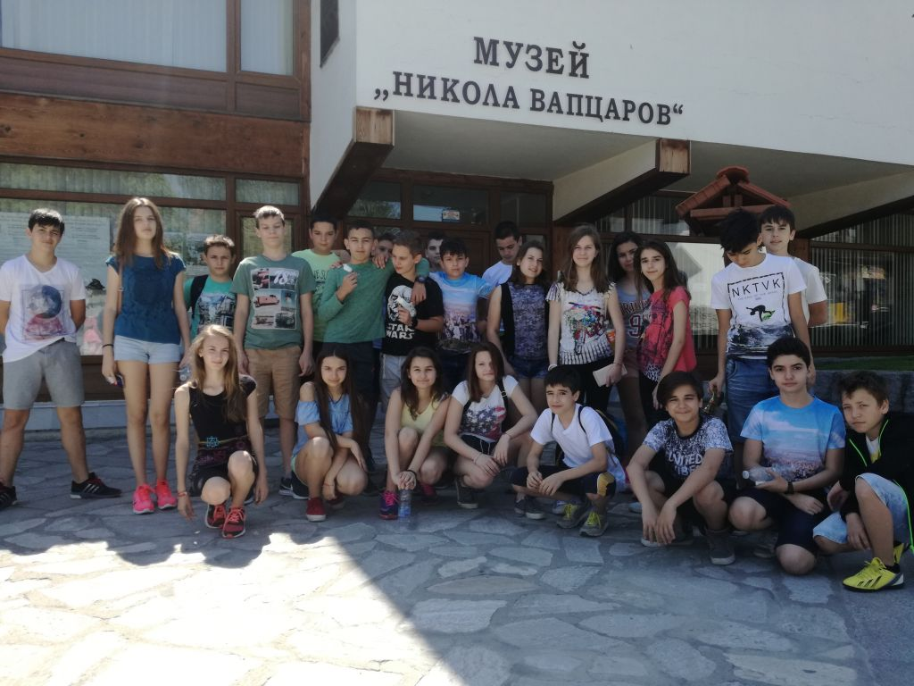 Екскурзия на 6а клас, 13-14.06.2017г.
