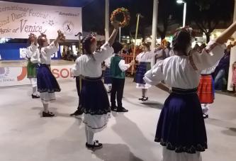 """Международен музикален и танцов фестивал """"МАГИЯТА НА ВЕНЕЦИЯ"""", галавечер – танц"""