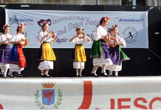 """Международен музикален и танцов фестивал """"МАГИЯТА НА ВЕНЕЦИЯ"""", представяне на Танцова школа """"Въртянка"""""""