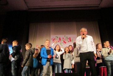 """""""В час по музика"""" с Хайгашод Агасян и вокална група """"Арлекино"""""""