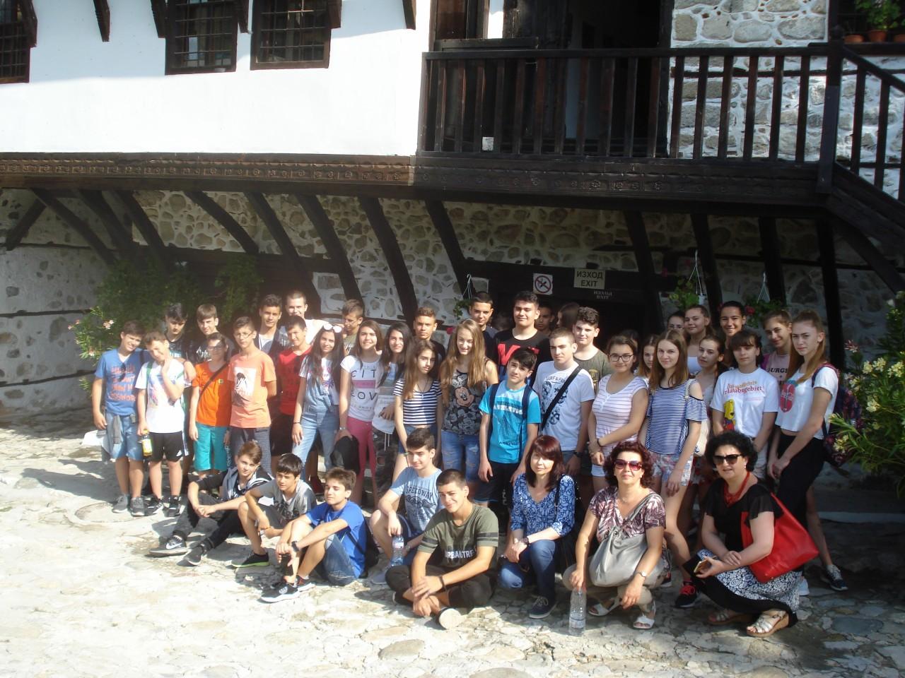 Екскурзия на 7а и 7в клас – 7, 8 юни 2018 г.
