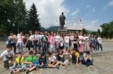 Вълнуващ спомен от екскурзията на трети клас