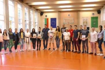 """2018.06.28 Проект: """"Младите хора – Бъдещето на България – това сме ние"""""""