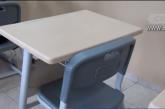 С ергономична ученическа мебел се сдоби плевенско училище