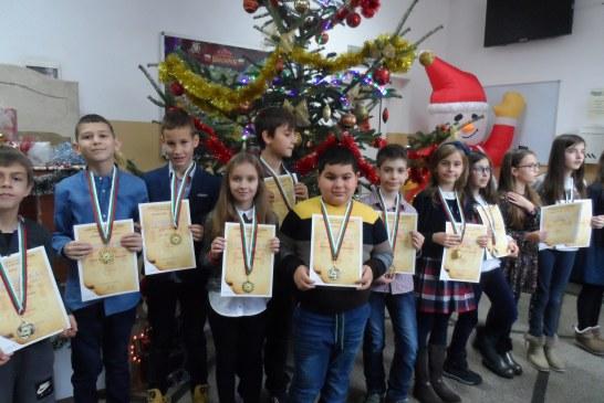 """Отново медали и сертификати в националното състезание """"Моята родина"""""""
