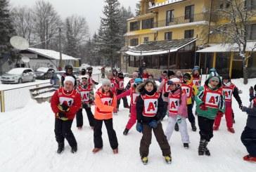 """Успешен старт в ски училище на """"Беклемето"""", 11-14.02.2019г."""