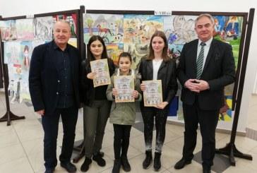 Наши ученици – победители в конкурс за рисунка