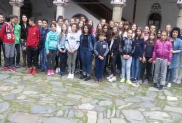 Екскурзията на 6а и 6б клас в Рила