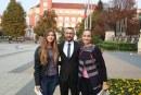 Среща с Антон Хекимян и екипа на bTV