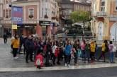 Разходка на 6а и 6в в Старинен Пловдив